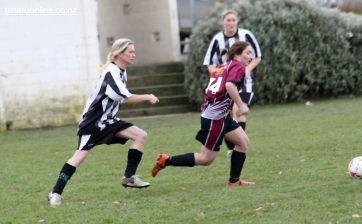 Tka v PlPt Womens Football 0084