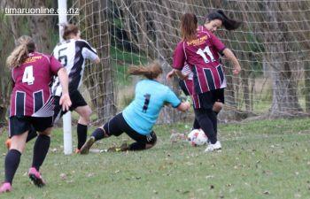 Tka v PlPt Womens Football 0085