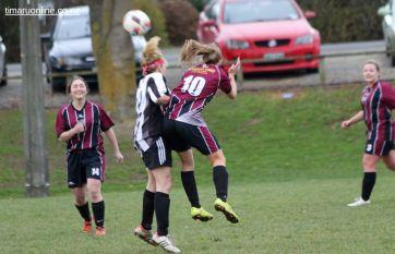 Tka v PlPt Womens Football 0086