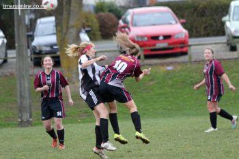 Tka v PlPt Womens Football 0087