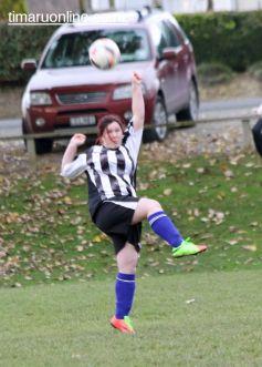 Tka v PlPt Womens Football 0088