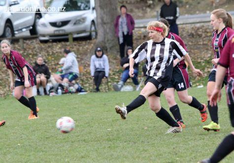 Tka v PlPt Womens Football 0089