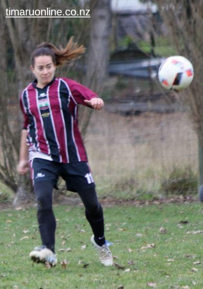 Tka v PlPt Womens Football 0090