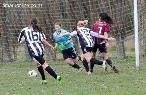 Tka v PlPt Womens Football 0093