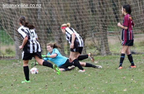 Tka v PlPt Womens Football 0094
