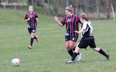 Tka v PlPt Womens Football 0102