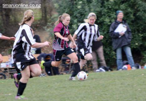 Tka v PlPt Womens Football 0104