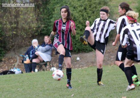Tka v PlPt Womens Football 0109