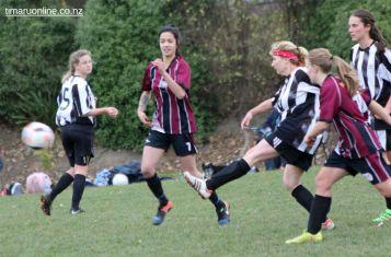 Tka v PlPt Womens Football 0110