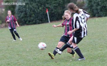Tka v PlPt Womens Football 0113