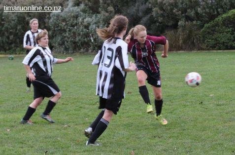 Tka v PlPt Womens Football 0115