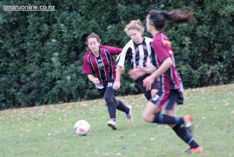 Tka v PlPt Womens Football 0125