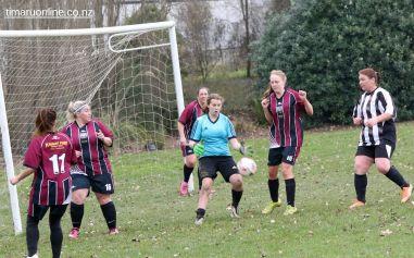Tka v PlPt Womens Football 0127