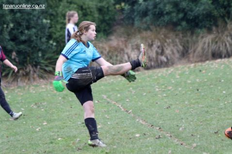 Tka v PlPt Womens Football 0128