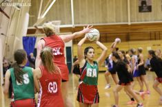 Wednesday Night Netball 0005