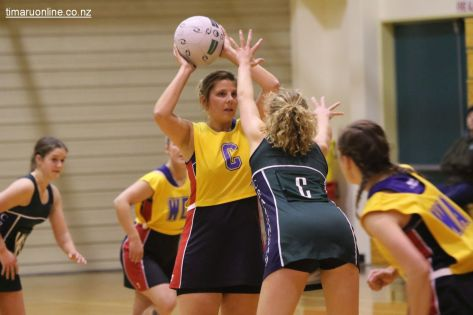 Wednesday Night Netball 0008