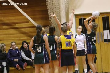Wednesday Night Netball 0010