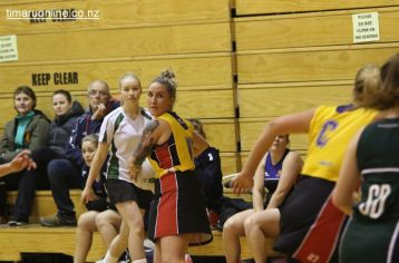 Wednesday Night Netball 0011