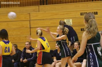 Wednesday Night Netball 0012