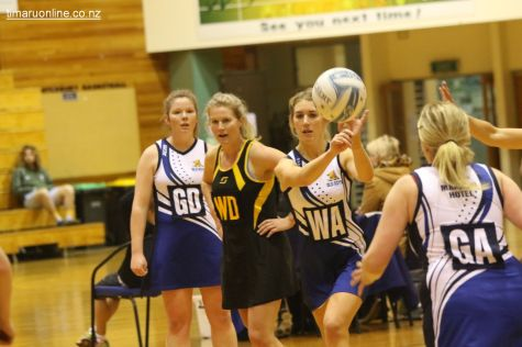 Wednesday Night Netball 0013