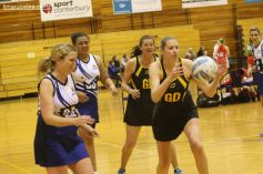 Wednesday Night Netball 0014