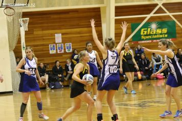 Wednesday Night Netball 0027