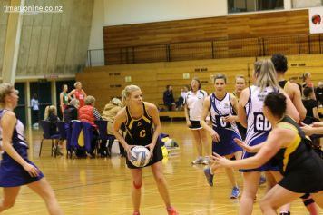 Wednesday Night Netball 0028