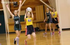 Wednesday Night Netball 0029