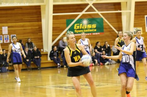 Wednesday Night Netball 0031