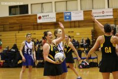 Wednesday Night Netball 0032