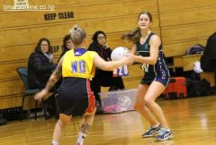 Wednesday Night Netball 0036