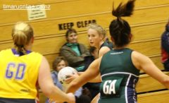 Wednesday Night Netball 0037