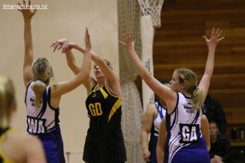 Wednesday Night Netball 0039