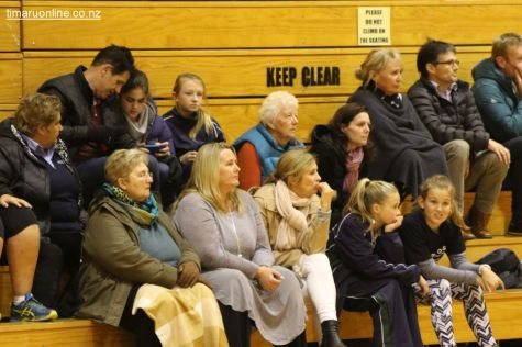 Wednesday Night Netball 0042
