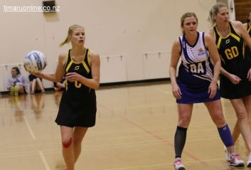 Wednesday Night Netball 0044