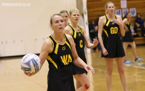Wednesday Night Netball 0045