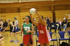 Wednesday Night Netball 0047