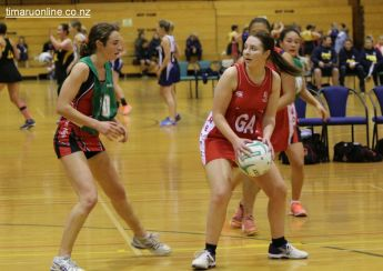 Wednesday Night Netball 0048