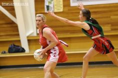 Wednesday Night Netball 0050