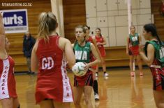 Wednesday Night Netball 0057