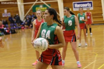 Wednesday Night Netball 0059