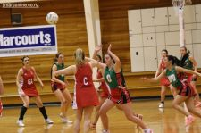 Wednesday Night Netball 0061