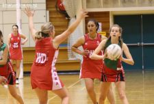 Wednesday Night Netball 0062