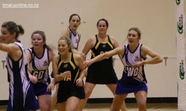Wednesday Night Netball 0065