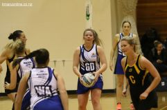 Wednesday Night Netball 0067