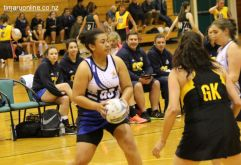 Wednesday Night Netball 0068