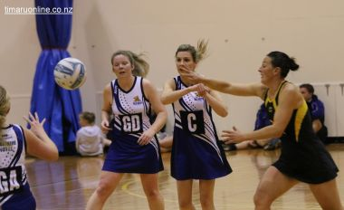 Wednesday Night Netball 0069