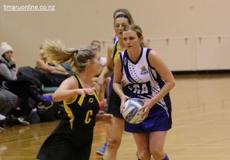 Wednesday Night Netball 0070
