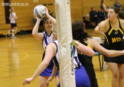 Wednesday Night Netball 0071