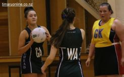 Wednesday Night Netball 0072